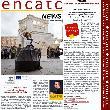 劉老師應「歐洲文化政策與文化管理網絡」ENCATC邀請,擔任該組織國際理事,並應邀擔任歐洲文化管理文化政策研究獎(CPMRA)評審。