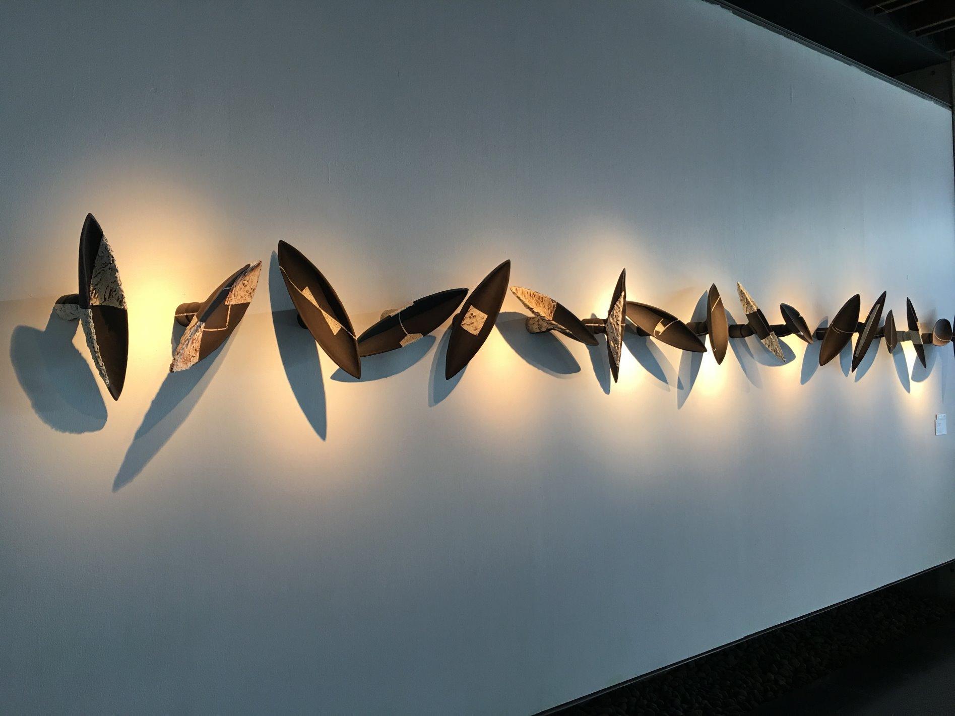 梁家豪老師作品-2020年獲新北市鶯歌陶瓷博物館典藏